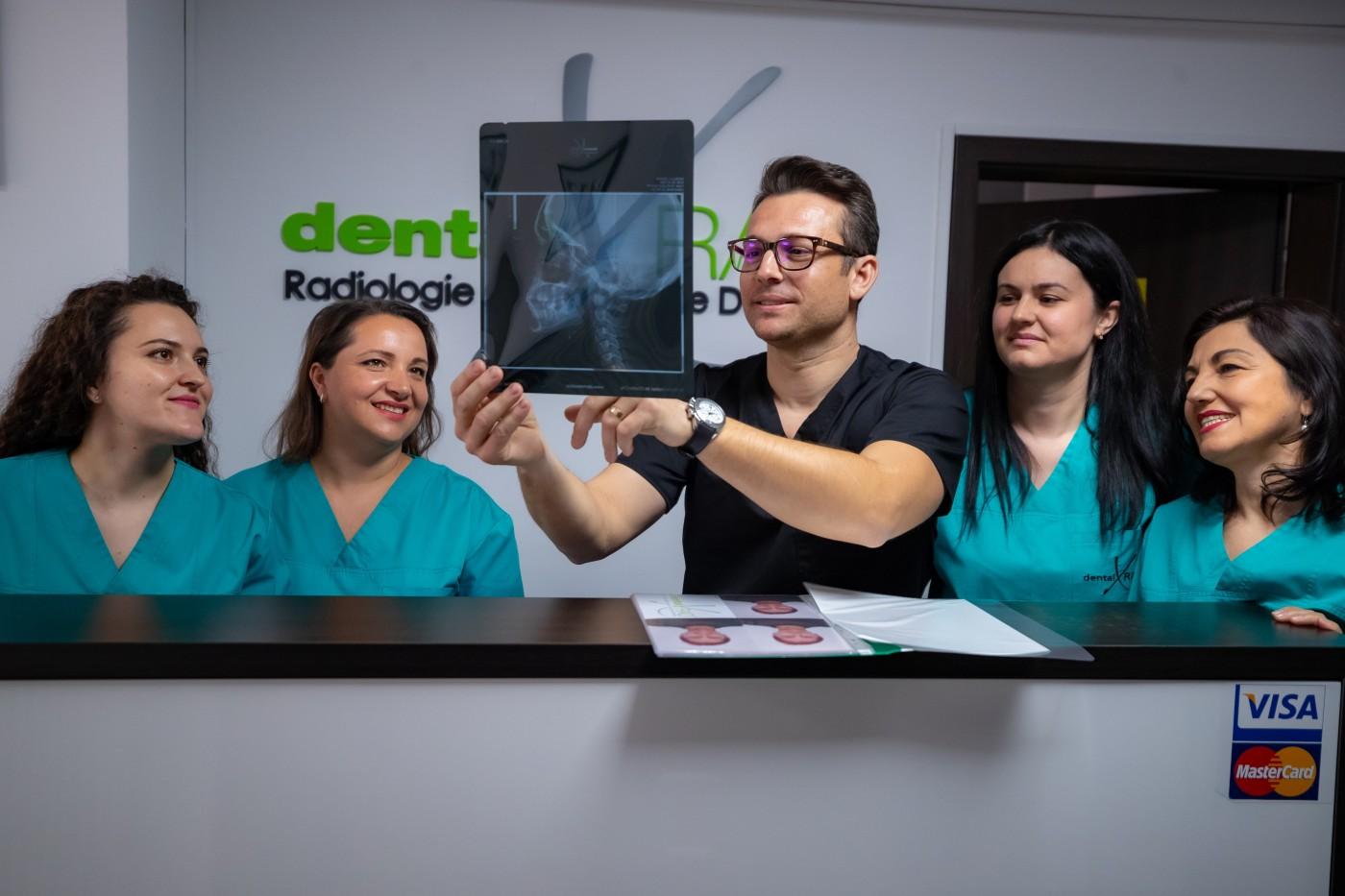 radiografie dentara targoviste, dental x rad
